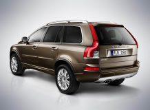 Фото нового Volvo XC90 2012