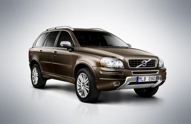 Volvo представила обновленный XC90 2012