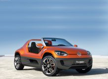 VW Buggy Up Concept фото