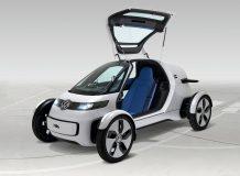 Фото Volkswagen Nils Concept