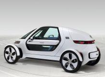 2011 VW Nils Concept фото