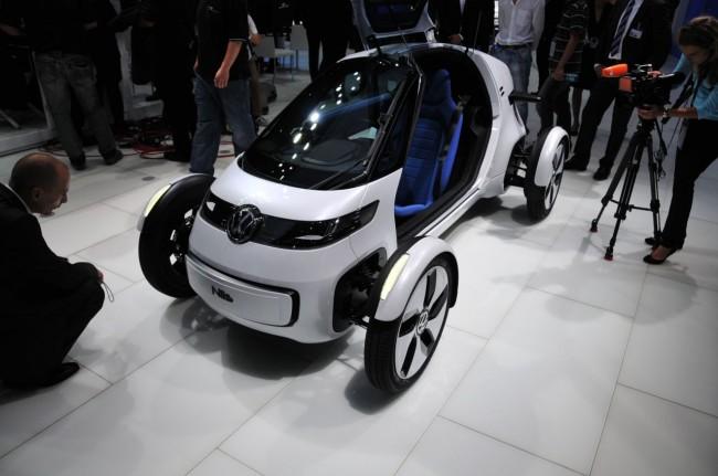 Volkswagen показал во Франкфурте Nils Concept