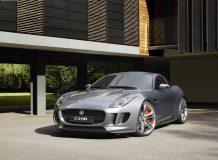 Фото купе Jaguar C-X16 Concept