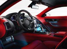 Фото салона Jaguar C-X16 Concept