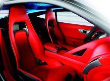 Интерьер Jaguar C-X16 Concept фото
