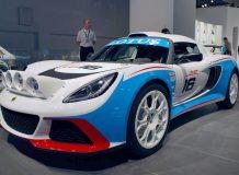 Гонончый Lotus Exige R-GT фото