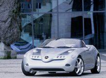 Фото Mercedes SLA Concept