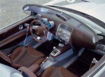 Фото салона Mercedes SLA Concept