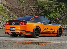 Фото Ford Mustang GT от Design-World