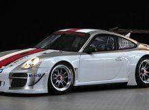Обновленный Porsche 911 GT3 R 2012