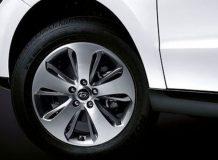 Диски обновленного Hyundai Santa Fe 2012
