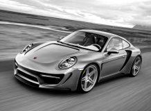 Обвес для нового Porsche 911 (991) от TopCar