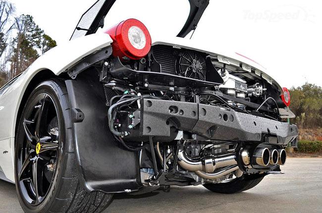 Ferrari 458 Italia от Underground Racing