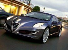 Alfa Romeo готовит большой флагманский седан