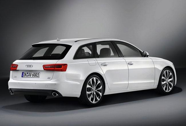 Универсал Audi A6 Avant 2012