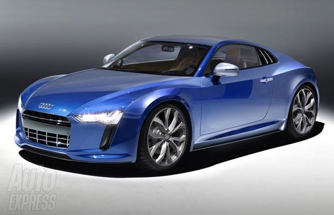 Рендер будущего Audi R4