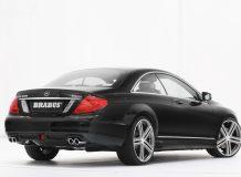 Фото тюнинг Mercedes CL500