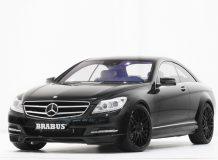 Brabus Mercedes CL500 4Matic фото