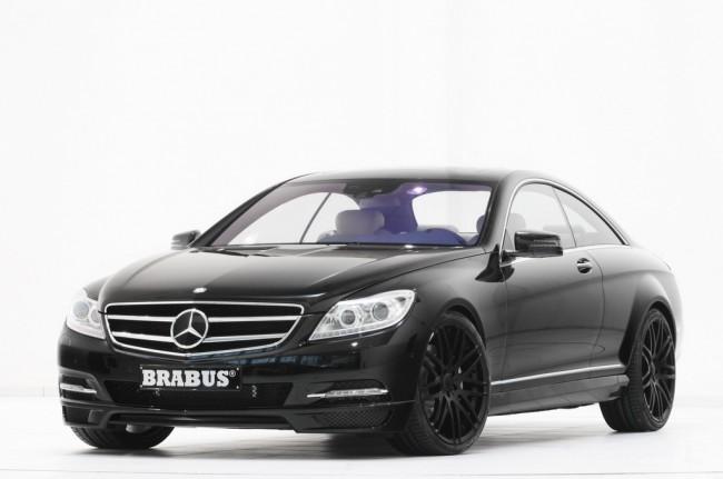 Тюнинг купе Mercedes CL500 4Matic от Brabus