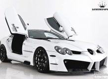SLR McLaren от RENNtech и Exotics Boutique