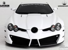 Самый быстрый SLR McLaren фото