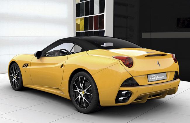 Фото Ferrari California 2008