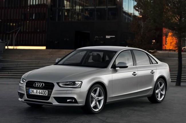 Седан Audi A4 в кузове B8