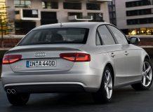 Audi A4 (B8) фото