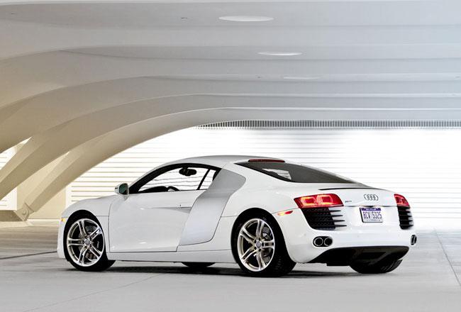 Audi R8 первого поколения