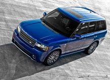 Тюнинговый Range Rover Vogue от Project Kahn