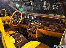 Фото салона Phantom Drophead Coupe Bijan