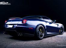 599 GTX от ателье SP Engineering
