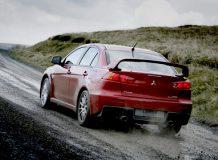 Фото Mitsubishi Lancer Evo X