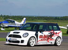 Тюнинг MINI Clubman JCW от Wimmer RS