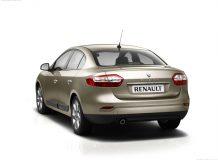 Renault Fluence фото и цены