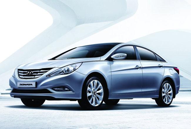 Hyundai Sonata 2011 получил две дополнительные комплектации