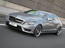 Фото Mercedes CLS 63 AMG от ателье VATH