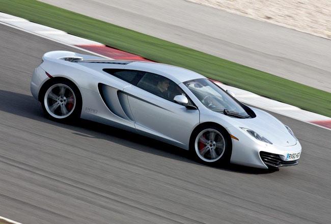 McLaren временно приостановил выпуск суперкаров MP4-12C