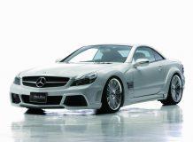 Обвес Black Bison Edition для Mercedes SL