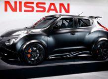 Nissan представил заряженный кроссовер Juke-R