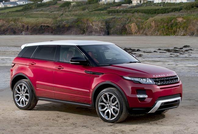 Range Rover Evoque получит 300-сильную модификацию