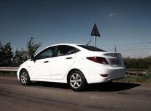Hyundai реализовал 70 000 моделей Solaris