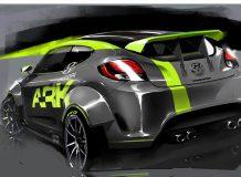В ателье ARK готовят тюнинговый Hyundai Veloster