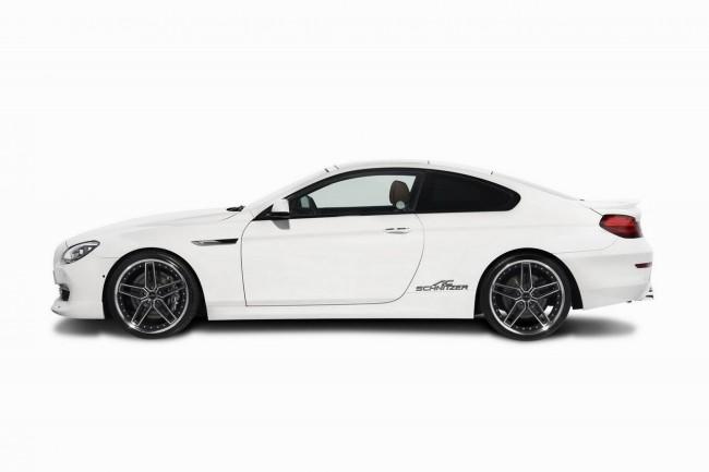 Тюнинг нового BMW 650i Coupe от ателье AC Schnitzer