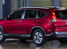 Новая Honda CR-V 2012 представлена официально