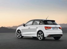 Audi A1 Sportback 2014 фото