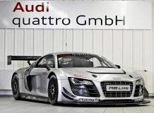 Обновленный болид Audi R8 LMS получил пакет Ultra