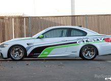 Купе GTS-V на базе BMW M3 от Vorsteiner