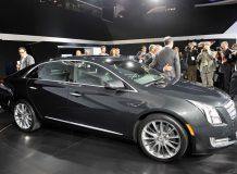 Cadillac XTS 2012 фото