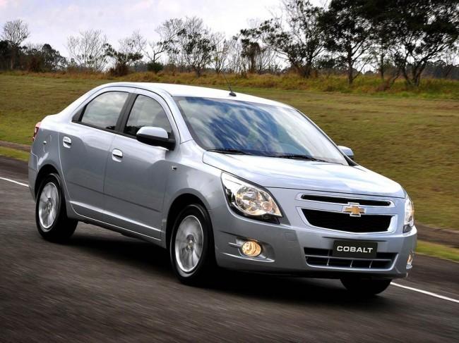 Новый Chevrolet Cobalt II